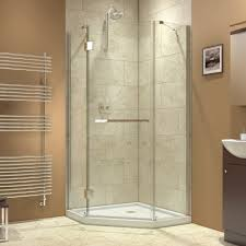 Corner Shower Glass Doors Enclosures