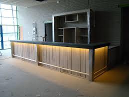 bar van steigerhout b u0026b pinterest bar men cave and backyard bar