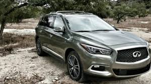 2016 infiniti qx60 2016 infiniti qx60 first drive youtube