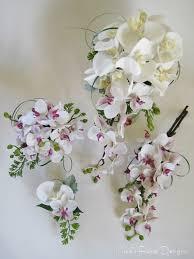 silk wedding flower packages artificial wedding flower packages