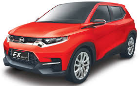 Daihatsu Suv Fx Suv Concept Revealed For Asia Toyota Badge Possible For Australia