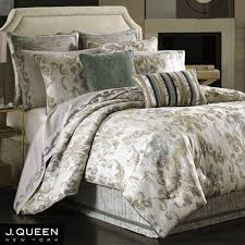 Seville Bedroom Furniture by Seville Damask Scroll Comforter Bedding By J Queen New York