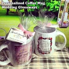 personalized mugs for wedding personalized coffee mugs wedding favors wedding favor ideas in the