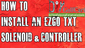 ezgo txt golf cart wiring diagram ezgo free wiring diagrams