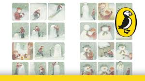 the snowman book and cd by raymond briggs youtube