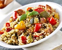 cuisiner la semoule semoule aux légumes recette de semoule aux légumes marmiton