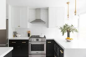 Ikea Black Kitchen Cabinets Ikea Kitchen Cabinets With Semihandmade Cabinet Doors