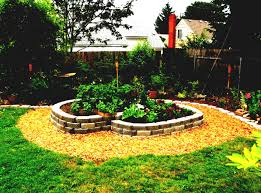 simple garden design ideas for landscaping small gardens modern