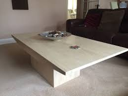 solid marble coffee table matching coffee table and side table solid marble effect ex