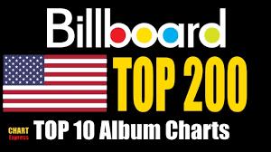 200 photo album billboard top 200 albums top 10 december 30 2017