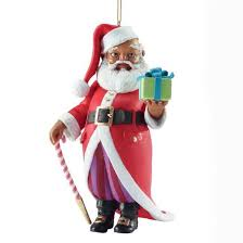 mr claus ornament by blackshear the black depot