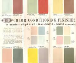 1950s color scheme 1950 s atomic ranch house original 1950 s interior paint colors