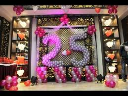 25th anniversary ideas 25 anniversary decoration ideas 25th anniversary party 25th