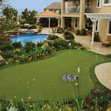 How To Build A Putting Green In My Backyard Sport Court Experienced Courtbuilders Sport Court