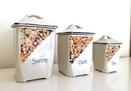 french ceramic kitchen canisters saragrilloinvestments com