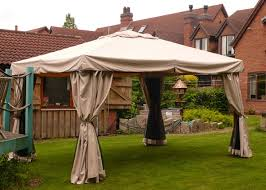 gazebo bari replacement 400cm x 300cm riviera gazebo canopy