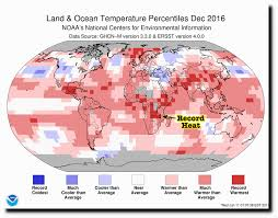 07 World Map by Global Warming World Map Based Largely On U201cfake Science U201d U2026 Noaa