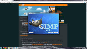 how to download and install gimp2 8 on windows 7 for free 2014