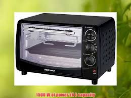 Large Toaster Oven Reviews Black And Decker Tro50 28 Liter Toaster Oven Large Best Review