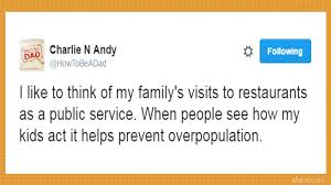 These Are The Funniest Tweets - 10 funniest tweets from parents this week