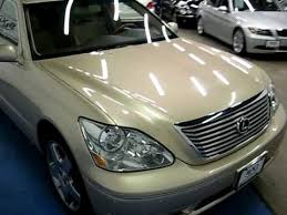 lexus ls 430 for sale by owner slxi cars for sale 2006 lexus ls430 gold sn840