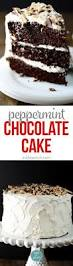 peppermint chocolate cake recipe add a pinch