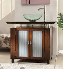 Restoration Hardware Vanity Lights Bath U0026 Shower Charming Glass Bowl And Fabulous Brown Restoration