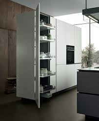 Kitchen Cabinets Tall Artex A Project By Varenna Poliform Kitchens Contemporary