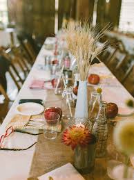 Rehearsal Dinner Decorating Ideas 17 Non Floral Centerpiece Ideas