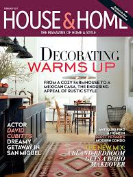 house u0026 home magazine february 2017 edition texture unlimited