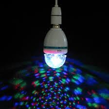 disco light led disco bulb