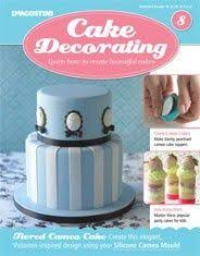 40 best DeAgostini Cake Decorating Magazine images on Pinterest
