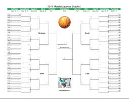 2017 ncaa basketball tournament print the 2016 17 ncaa tournament bracket and schedule for easy