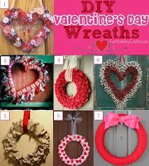 valentines day wreaths diy s day wreaths