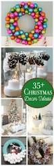 Christmas Decorating Diys Christmas Decor Ideas 35 Ways To Dress Up Your Hoe For The Holidays