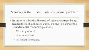 ap micro macroeconomics unit i basic economic concepts ppt