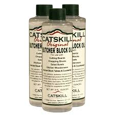 best butcher block oil buy cutting board cream catskill s original butcher block oil 3 pack of 8 oz bottles