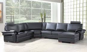 Grey Leather Sectional Sofa Leather Sectional Sofa Irepairhome