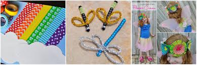 kids activity u2013 diy washi tape snake