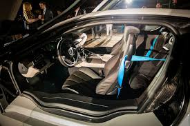 I8 Bmw Interior Bmw I8 Interior And Seatbelt I Love The Blue Seatbelts In U2026 Flickr