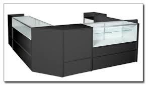 Retail Desk Sale Basic Series Kiosk Modular System
