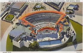 Sleep Train Amphitheater Map Cowtown Sallys Forth The Frontier Centennial Hometown By Handlebar