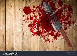 knife grunge blood on wood floor stock photo 520319962 shutterstock