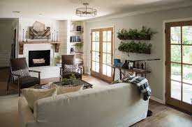 House Of Corbels Rustic Farmhouse Fireplace Inspiration From Fixer Upper Raising