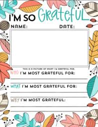 free printable thanksgiving activities for because i said