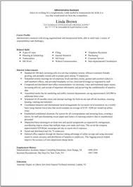 Executive Assistant Resume Template This Professionally Designed Administrative Assistant Resume Shows
