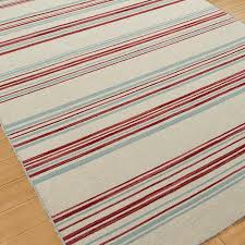 Blue Striped Area Rugs Tremendeous And White Striped Area Rug Designs Of Blue Rugs