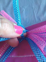 mesh gift bags mesh decor gift bags live craft