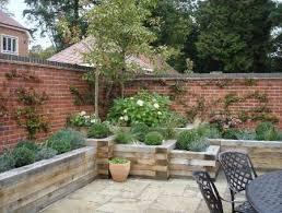 Small Walled Garden Ideas Small Walled Garden Design Ideas Landscape