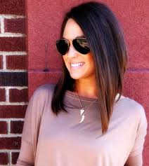 long inverted bob hairstyle with bangs photos trendy long bob haircuts for 2016 2017 haircuts hairstyles and